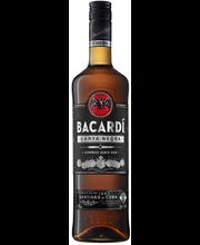 Bacardi Carta Negra rumm 40% 500 ml