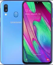 Nutitelefon Samsung Galaxy A40 64 gb sinine