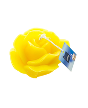 Küünal roos kollane 1tk