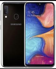 Nutitelefon Samsung Galaxy A20E, 32 GB, valge