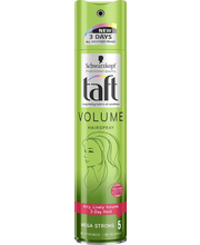 Juukselakk Taft Volume Power 250 ml