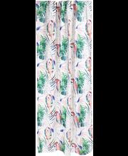Kardin Papukaija 140 x 250 cm , 100% polüester