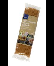 Täisteraspagetid 500 g