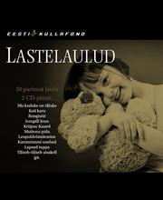 CD Eesti lastelaulud. Kullafond