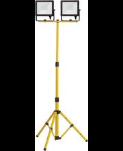 LED-prožektor 2x30W IP44 kolmjalg