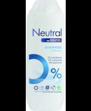 Shampoon 250 ml normal lõhnavaba