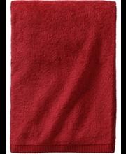 Froteerätik Minea 100x150cm punane, 100 % puuvill
