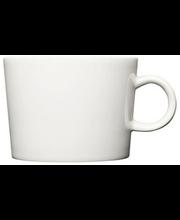 Kohvitass Teema 0,22 l, valge