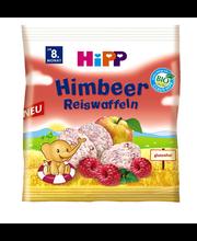 Hipp vaarika riisivahvlid 40 g, öko, alates 8-elukuust