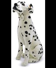 dalmaatsia koer melissa & doug, pehme mänguasi, 73 cm