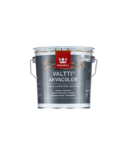 Veepõhine puidulasuur VALTTI AKVACOLOR EP 2,7 l