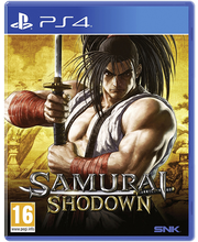 PS4 mäng Samurai Shodown