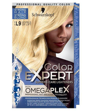 Juuksevärv schwarzkopf color expert L9