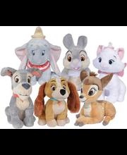 Disney klassikalised tegelased, pehmed mänguasjad, 25 cm