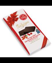 Belgian tume šokolaad supermarjadega 100G