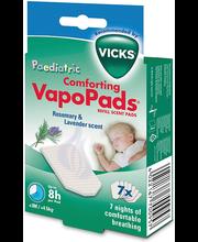 Lõhnapadi inhalaatorile Vicks VBR7E 7tk lavendel