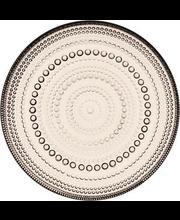 Taldrik Kastehelmi 17 cm, pellava