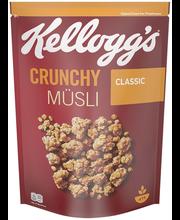 Kellogg's Crunchy müsli classic, 500g