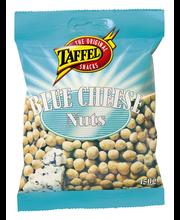 Taffel röstitud maapähklid sinihallitusjuustumaitselise katte...