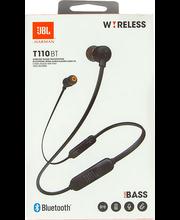 Nööpkõrvaklapid mikrofoniga T110BT must