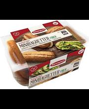 Mini-baguette´d muredad, gluteenivabad 6 x 50 g