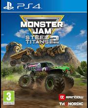 PS4 mäng Monster Jam Steel Titans 2