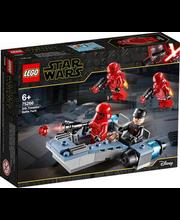 75266 Star Wars Sithi sõdalaste lahingukomplekt