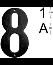 Habo majanumber 8, 140 mm, pruun messing