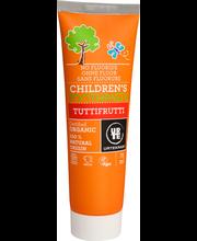 Hambapasta Tuttifrutti lastele 75 ml, floorivaba