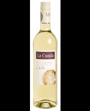 La Conda Semi Sweet White Vein 12% 750 ml