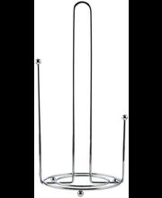 Majapidamispaberi hoidja 35 cm, kroom