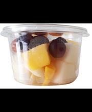 Puuviljasalat  meloni, mango ja viinamarjaga, 260 g