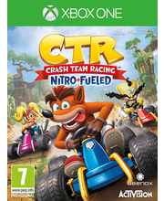 Xbox One mäng Crash Team Racing Nitro-Fueled