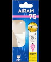 LED-lamp 12W E27 2700K 1060LM