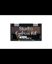 Kulmupuudri kit  001 medium brown