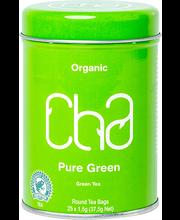 Roheline tee Pure Green 25 x 1,5 g, Organic