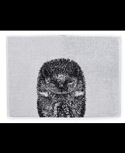 Froteerätik Siil 50x70 cm, must/valge