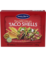 Taco taskud 135 g
