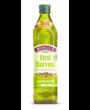 Borges First Harvest ekstra neitsioliiviõli 500 ml