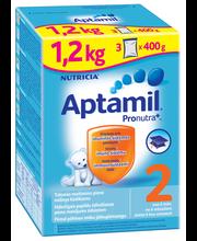 Aptamil 2 jätkupiimasegu 1,2 kg, alates 6-elukuust