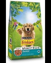Täissööt koertele kanaliha ja köögiviljaga 3 kg