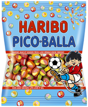 Haribo Pico Palla kummikommid 175 g