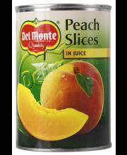 Del Monte virsikuviilud, 415/250 g