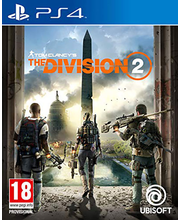 PS4 mäng The Division 2