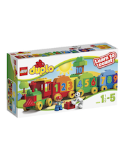 Lego Duplo Numbrirong 10558