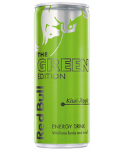 Red Bull Green Edition energiajook 250 ml