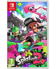 NSW mäng Splatoon 2