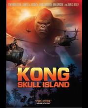 Dvd Kong: Pealuu saar