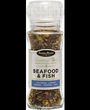 Mereandide- ja kalamaitseaine 90 g, veski