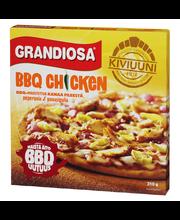BBQ Chicken kiviahjupitsa, 310 g